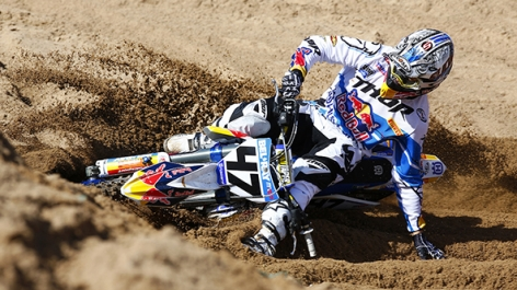 Husqvarna Red Bull Ice One. Photo-shoot & Video 2014. Tyla Rattray e Todd Waters