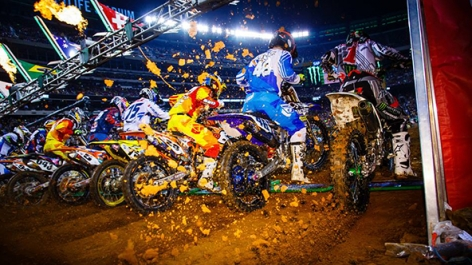 Ultimo atto del Monster Energy AMA Supercross a Las Vegas
